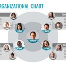 Organizational Chart and Hierarchy PowerPoint Presentation Template Preview