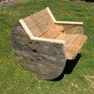 Wood Spool Furniture