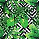 Tropical fabric for upholstery   Etsy