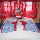 Bandana Curtains