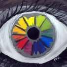Color Wheel Art