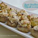 Best Stuffed Mushrooms