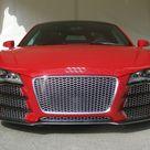 Audi R8 V12 TDI concept 2008   Concept car ☺