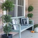 Seasons of Home | Fall Porch | Miss Mustard Seed
