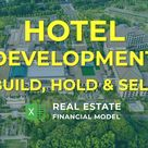 Hotel Financial Model Ready For Pitch Get Now