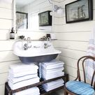 Take a Peek Inside This Cozy Cottage by the Sea