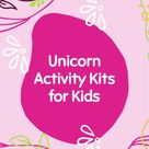 Unicorn Activity Pack I Coloring Pages for Kids I Learning Worksheets