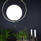 Globen Lighting Saint Pendel - Pendellampor Glas Krom