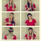No Heat Curls with Savvy Curls Headbands | Kara Metta