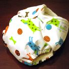 Cloth Diaper Pattern