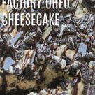 Cheesecake Factory Oreo Cheesecake