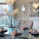 Spring Tablescape   Dining Room Design & Decor