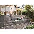 Villeroy und Boch My Earth Terrassenplatte grau multicolor 60x60 cm