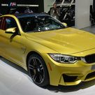 2015 BMW M4 Coupe Detroit 2014 Photo Gallery