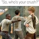 Image about funny in Maze Runner by Carol on We Heart It