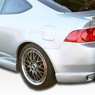 Extreme Dimensions Rear Bumper Acura RSX 2005 2006 Duraflex I Spec 2 Style