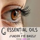 6 Essential Oils for Under Eye BagsHow They WorkRecipesbeautymunstafree natural beauty hacks and mo