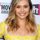 Elizabeth Olsen at Critics Choice Awards
