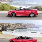 2017 Audi A3 Cabriolet Facelift Launched in India; Priced at INR 47.98 lakh