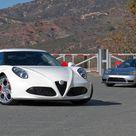 2015 Alfa Romeo 4C vs 2005 Acura NSX   AutoGuide.com