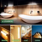Rechargeable LED Motion Sensor Light -5pcs