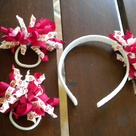 Ribbon Hair Ties