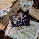 Gartenhochzeit - Inspirationen für eine unvergessliche Hochzeit vom Garten Fräulein