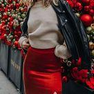 7 faldas sexys y modernas de invierno que le van bien a todas