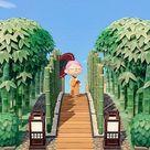 20 Bamboo Design Ideas & Tips For Animal Crossing: New Horizons – FandomSpot