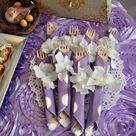 Lavender Baby Showers