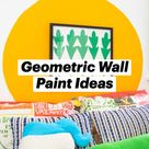 Geometric Wall Paint Ideas