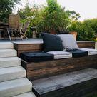 Terrassenabtreppung
