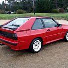 Audi Quattro   S1   1980's