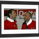 Framed Photo. 2003 European Touring Car Championship  Monza,