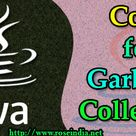 Code for Garbage Collection