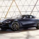 LEAKED The new BMW 8 Series Concept, new photos added