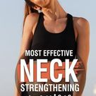 Best Neck Strengthening Exercises – Our Top 23