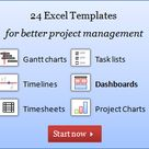 Excel Project Management - FREE Templates, Resources, Guides & Information
