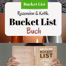 Die Bucket List von Elise de Rijck: Buchempfehlung #abucketlistlive