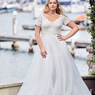 Diva Curves Collection   Wedding Dresses   by Peter Trends Bridal