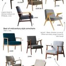 Best of mid-century style armchairs - cate st hill