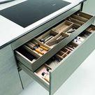 Kitchen Storage Ideas & Solutions from Lomond Kitchens Glasgow