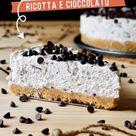 Cheesecake Ricotta e Cioccolato | Fatto in casa da Benedetta