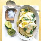 Roasted-Parsnip Bread Pudding - Martha Stewart Recipes | Pinterest