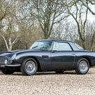 Aston Martin Short Chassis Volante – 1966 – RS Williams Ltd – Aston Martin Heritage Specialist