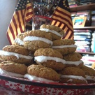 Oatmeal Cream Cookies