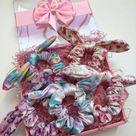Bunny Ear Scrunchie Gift Box