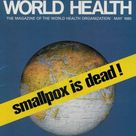 Smallpox is dead thanks to vaccines!