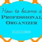 Professional Organizers