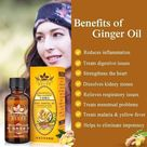 Lymphatic Drainage Ginger Essential Oil For Swelling   Ginger Oil For Lymphatic Swelling